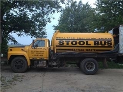 The Stool Bus - Septic Tank Cleaning