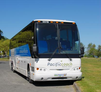 Pacific Coach Lines - Bus & Coach Lines
