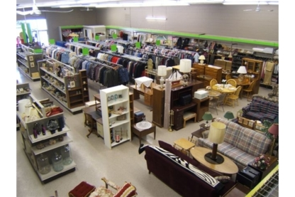 Mission Thrift Store - Second-Hand Stores - 905-623-9600