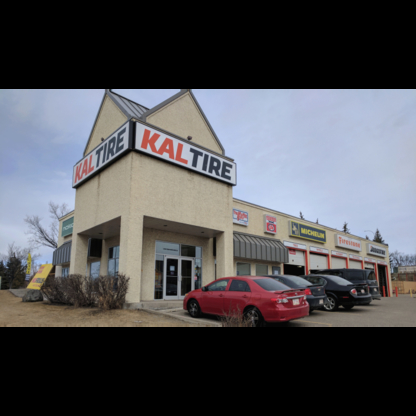 Kal Tire - Tire Retailers - 587-747-3832