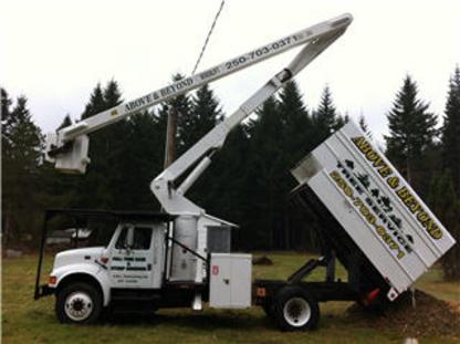 Above & Beyond Tree Service - Tree Service - 250-703-0371