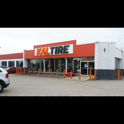 Kal Tire - Tire Retailers - 519-455-2602
