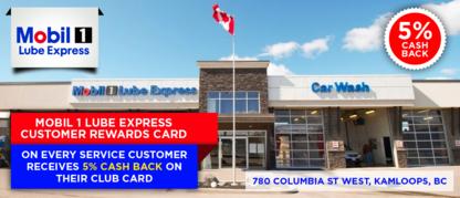 Mobil 1 Lube Express - Car Repair & Service - 778-471-6246