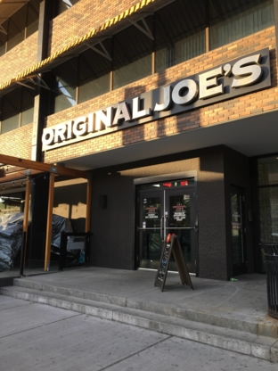 Original Joe's - Pub - 403-670-5637