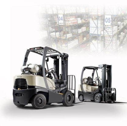 Voir le profil de Crown Lift Trucks - Brampton