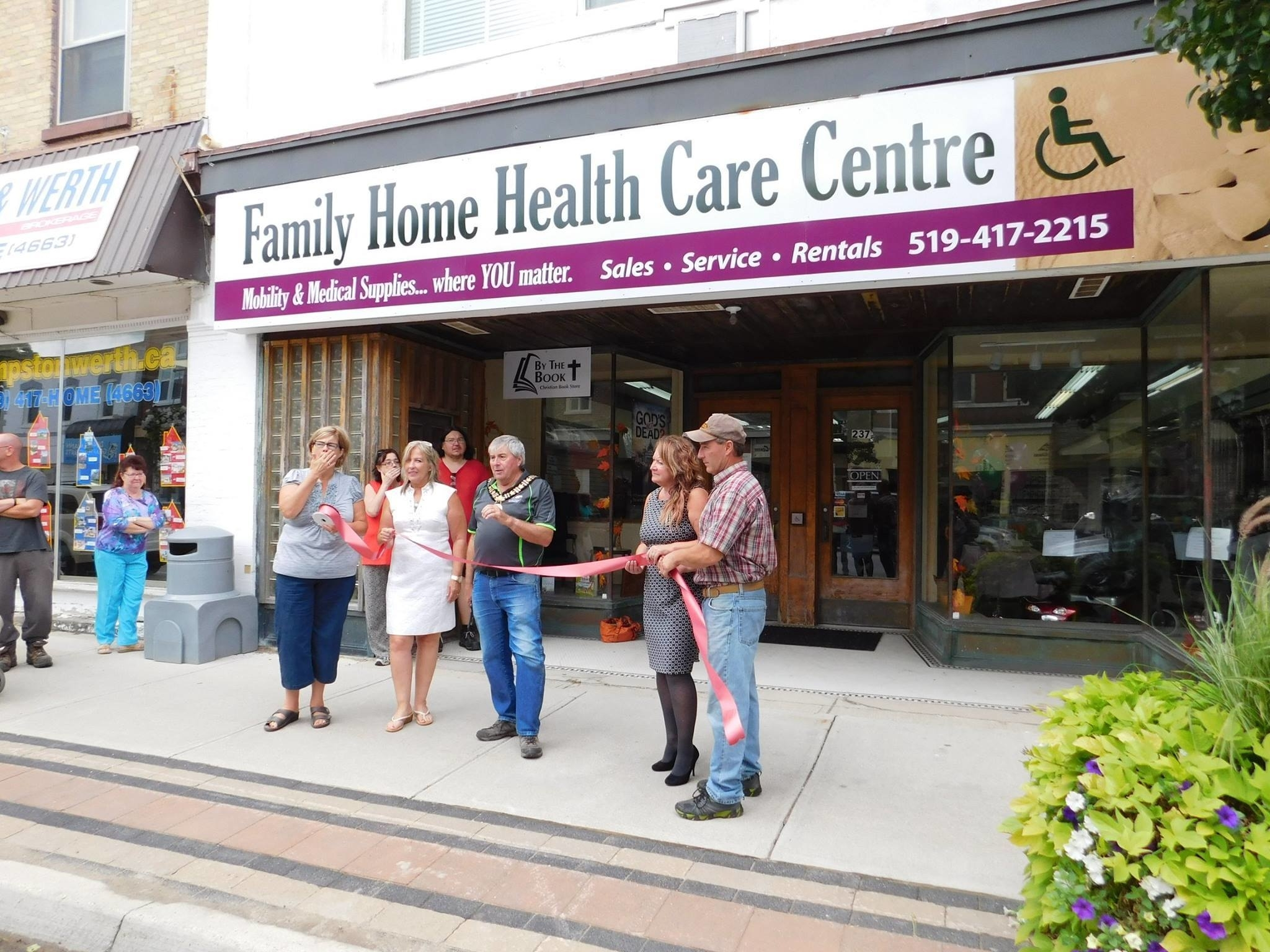 Family Home Health Care Centre Opening Hours 237 Main St W Palmerston On