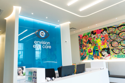 Envision Eye Care - Optométristes