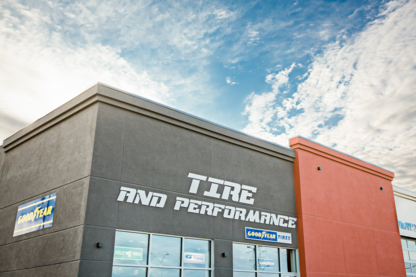 Ben R Tire and Performance - Tire Retailers - 204-326-3222
