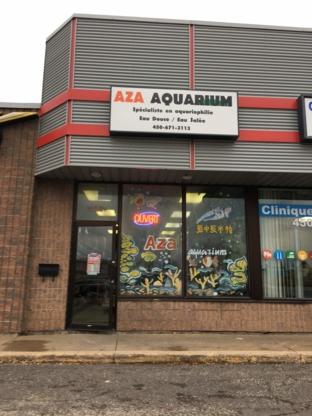 Aza Aquarium - Animaleries