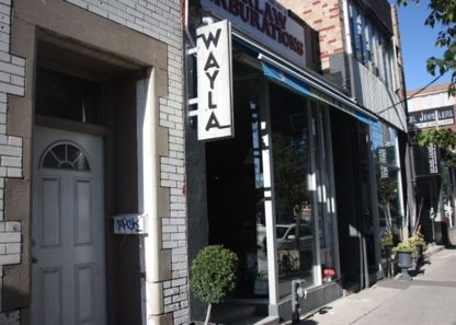 WAYLA Bar & Lounge - Bar Fixtures & Supplies - 416-901-5570