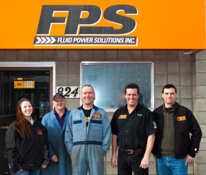Fluid Power Solutions - Hydraulic Equipment & Supplies