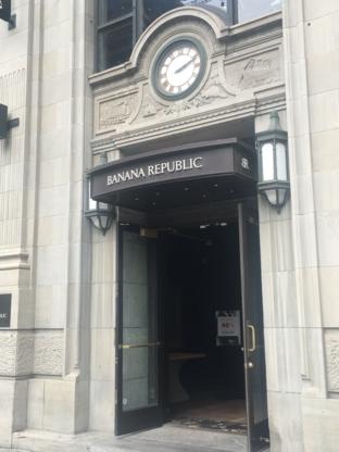 Banana Republic - Clothing Stores - 514-842-3509