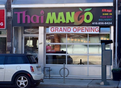 Thai Mango - Restaurants - 416-856-8424