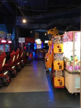 CHQ Command HQ - Amusement Places