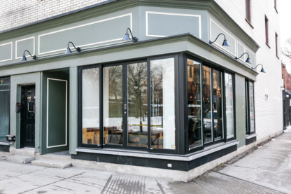 Restaurant Les Héritiers - Restaurants - 514-528-4953