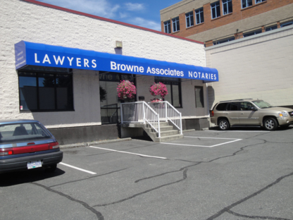 Browne Associates - Estate Lawyers - 250-598-1888
