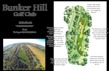 Bunker Hill Golf Club - Auditoriums & Halls - 905-655-4000