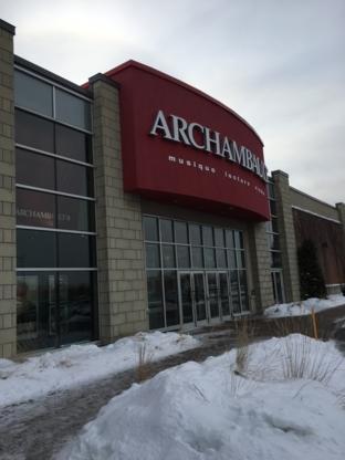 Archambault - Book Stores - 450-552-8080