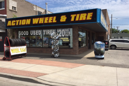 Action Wheel & Tire - Tire Retailers - 519-972-3131