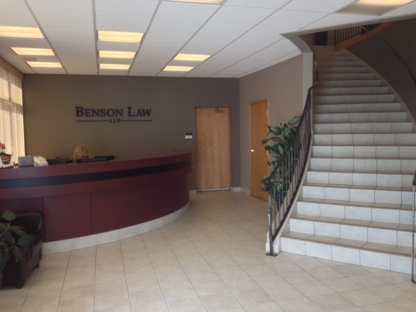 Benson Law LLP - Immigration Lawyers