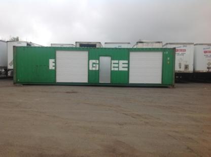 Roy Gervais Inc - Chargement, cargaison et entreposage de conteneurs - 418-882-0444