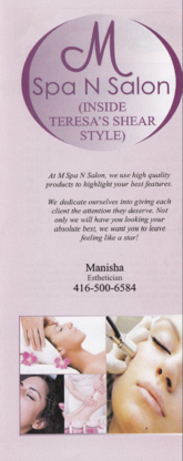 M Spa N Salon - Beauty & Health Spas
