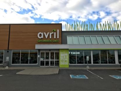 Avril Supermarché Santé - Magasins de produits naturels - 450-443-4127