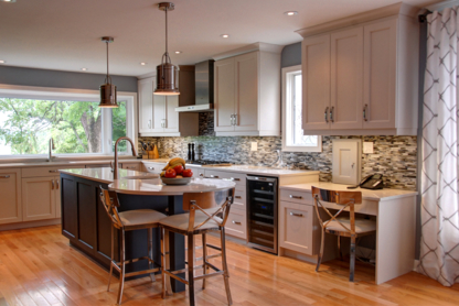 Total Living Concepts - Kitchen Cabinets