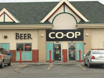 Co-op Wine Spirits Beer - Spirit & Liquor Stores - 403-299-4020