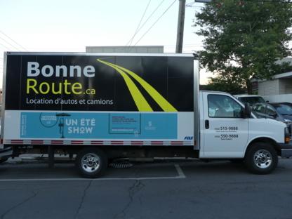 View Bonne Route Location d'Autos et Camions's Iberville profile