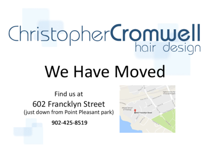 Christopher Cromwell Hair Design - Rallonges capillaires - 902-425-8519