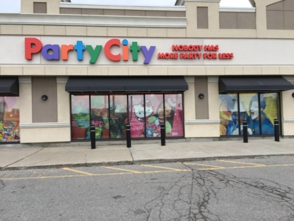 Party City Canada Inc - Party Supplies