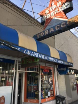 Grandview Smokeshop - Smoke Shops - 604-251-3621