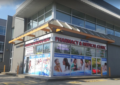 Medicure Pharmacy & Medical Clinic - Clinics