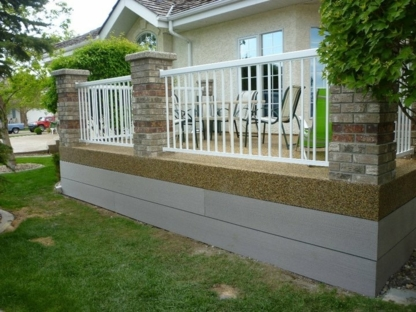 Alex Fence & Deck Services Ltd - Decks - 780-802-1896