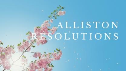 Alliston Resolutions - Mediation Service
