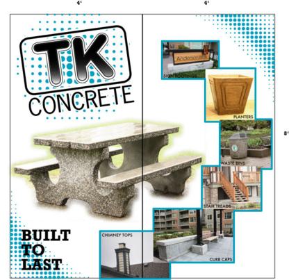 TK Concrete - Concrete Contractors