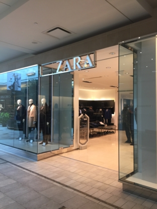 ZARA - Clothing Stores - 450-435-8255