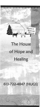 House Of Hope & Healing - Addiction Treatments & Information - 613-722-4847