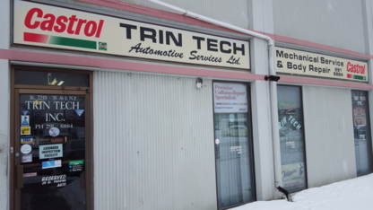 Trin Tech Automotive Services Ltd - Car Repair & Service - 403-291-6884