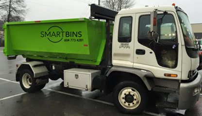 Smart Bins Ltd - Residential Garbage Collection