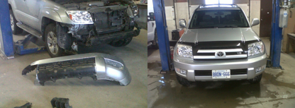 ACE Canada (Armstrong Collision Experts) - Auto Body Repair & Painting Shops - 289-924-1203
