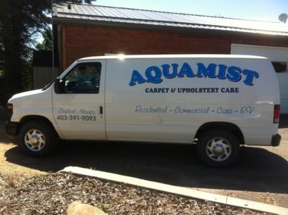 Aquamist Carpet & Upholstery Care - Nettoyage de tapis et carpettes