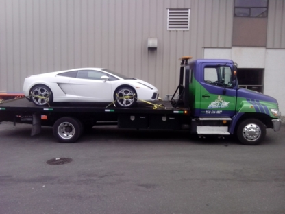 Just In Time Towing - Remorquage de véhicules - 250-514-1827