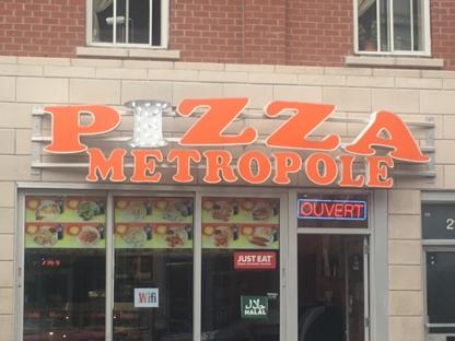 Pizza Métropole - Pizza & Pizzerias - 514-564-0564