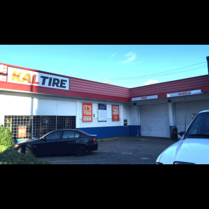 Kal Tire - Tire Retailers - 604-669-3124