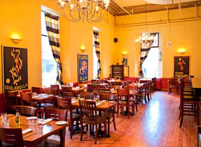 Mirto Italian Restaurant - Vegetarian Restaurants - 647-559-4331