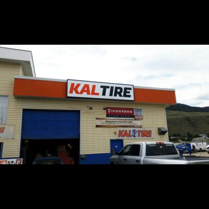 Kal Tire - Tire Retailers - 250-457-9333