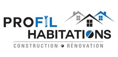 Profil Habitations Inc - General Contractors
