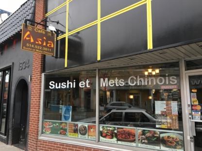 Café Asia - Thai Restaurants